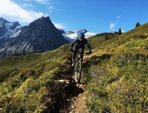 Bike und Velo – Trail und Pass